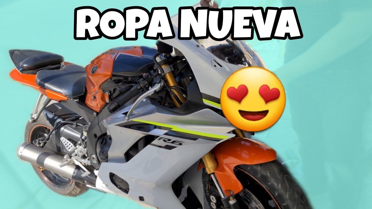 PRIMERAS MODIFICACIONES A LA R6 2009 / NUEVO CARENADO 2017 Y...|| Mexican Bikers||