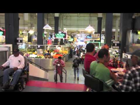 Day in the Life: Adventures in Los Angeles's Grand Central Market