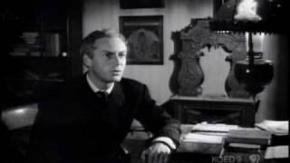 The Picture of Dorian Gray 1945 Dorian/Basil Confrontation