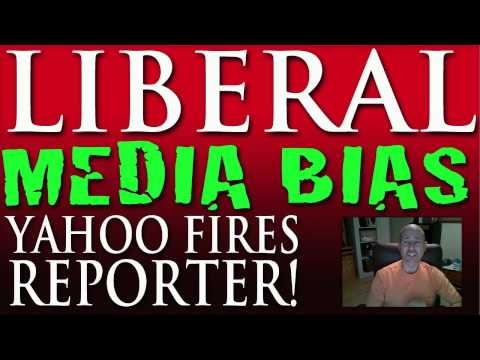 MEDIA BIAS EXAMPLES - Yahoo Bureau Chief At RNC Convention in Tampa