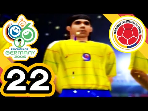 2006 FIFA World Cup: Germany - vs Colombia [Group Stage Game 3] - Part 22