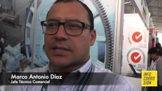 Perumin 2015 - Entrevista Italmecan