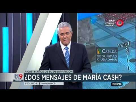 ¿Dos mensajes de María Cash?