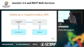 JWC15 - Joomla 3.6 and REST web services