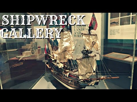 WA Shipwreck Gallery | Museums in Perth | GoGrowGlowbern