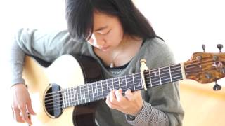 Beauty and the Beast (美女と野獣) guitar / arranged by Kanaho