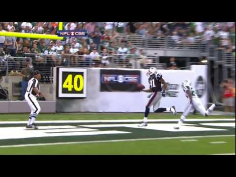 Randy Moss One Handed Catch over Darrelle Revis