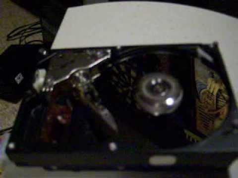 Loud Hard-drive