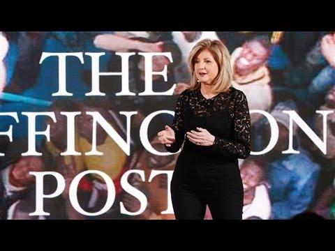 Arianna Huffington Leaving Huffington Post