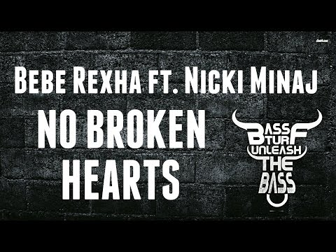 BEBE REXHA - 'No broken Hearts' ft. NICKI MINAJ [BASS BOOSTED]