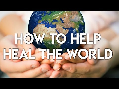 How to Help Heal the World  Seattle Syncrhonization Workshop  Teal Swan