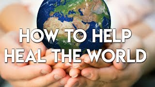 How to Help Heal the World - Seattle Syncrhonization Workshop - Teal Swan