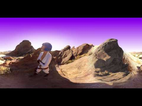 Space Girl 360   Marooned! a 360 VR video experience see instructions below