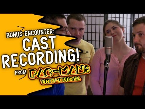 Pac-Man Cast Recording (Bonus Encounter)