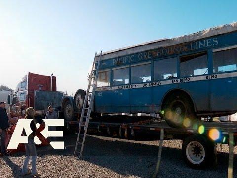 Shipping Wars: Jessica's Big Bus Drop (Season 7, Episode 17) | A&E