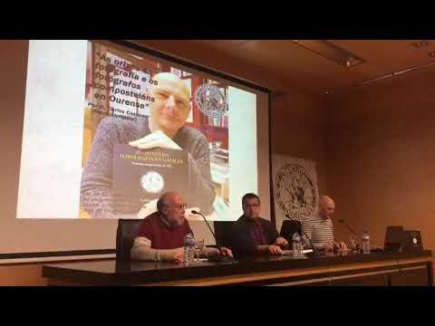 Conferencia sobre os inicios de la fotografía en Ourense