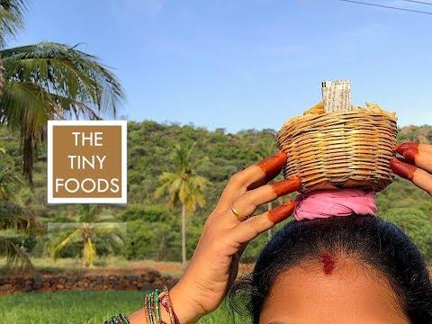 Butter Murukku | Butter Chakli Recipe | E34 | The Tiny Foods