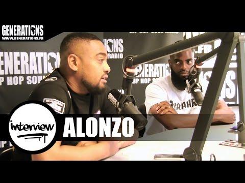 """Alonzo : """"J'ai l'impression qu'aucun rappeur n'aime sa femme !"""""""