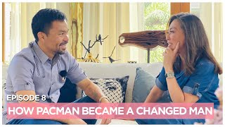 MANNY PACQUIAO IN THE HOUSE! #HappyFathersDay   Karen Davila Ep8
