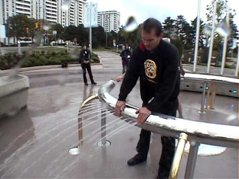 Hydraulophone (water-pipe-organ-flute) //wearcam.org & Hydraulophone (water-pipe-organ-flute) http://wearcam.org - YouTube