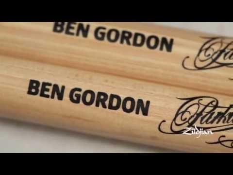 Zildjian Drumsticks - Ben Gordon