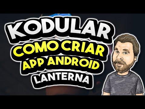 📱 Crie Um Aplicativo Android De Lanterna No Kodular Sem Programação