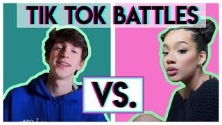 TIK TOK BOYS vs GIRLS | FLY ME TO THE MOON | TOP COVERS BATTLE