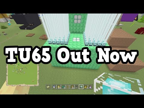 Minecraft Xbox 360 / PS3 TU65 OUT NOW - Changelog