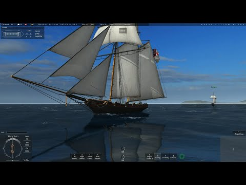 Ships of Naval Action - Privateer