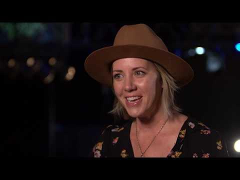 Jamie Lin Wilson 'Jumping Over Rocks' Album Interview #2