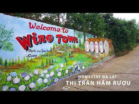 Wine Town homestay Dalat - khách sạn Thị trấn Hầm Rượu Vang ở Đà Lạt | ZaiTri