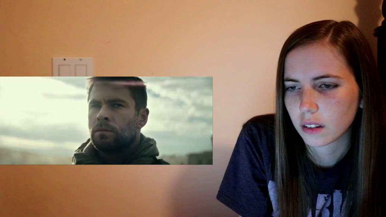 Download 12 Strong Trailer Reaction!