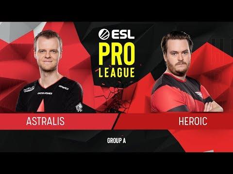 Heroic vs Astralis vod