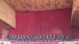 Chicago Children's Choir-VOC-South African Medley and We All Live Here-YAS Festival