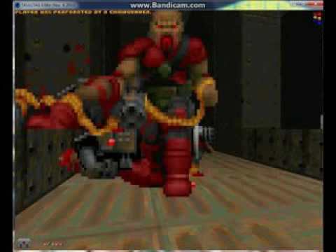 Final Doom Tnt Evilution Chaingunner Perforation 22 Youtube