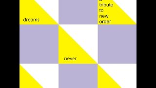 """Coloring Electric Like - """"Slow Jam"""" (Dreams Never End, A Tribute To New Order - TBTCI Rec)"""