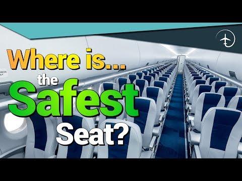 Safest Aircraft seat?!