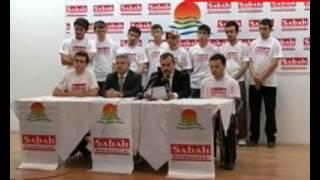 HABER- Sabah Dershanesi, YGS'de Türkiye İkincisi haberi
