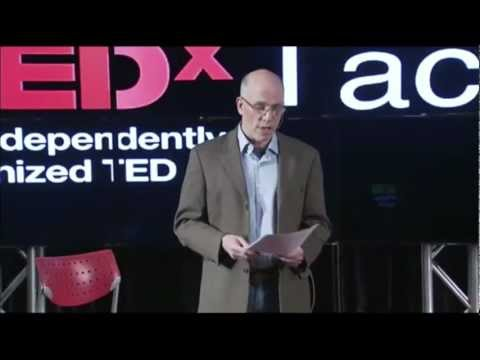 Creating a Community Forest: Let's Change the Game by Joining the Game: Joe Kane at TEDxTacoma