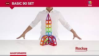 Magformers Educational Basic 90 SET