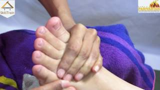 How to do Pedicure? (Part-2) (Hindi) (हिन्दी)