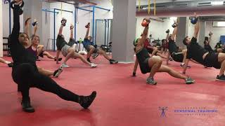 Teaching the Turkish Get Up  - EPTI Kettlebell Instructor Workshop