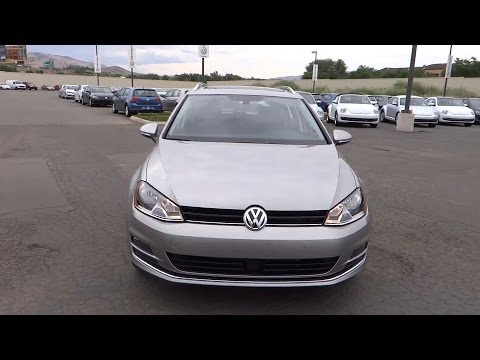 2015 VOLKSWAGEN GOLF SPORTWAGON Reno, Carson City ...