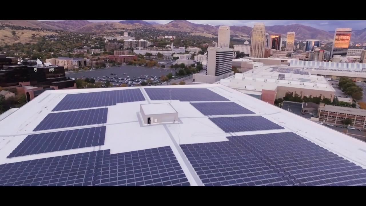 Vivint solar reviews california - Vivint Solar Panel Installation Aerial Footage