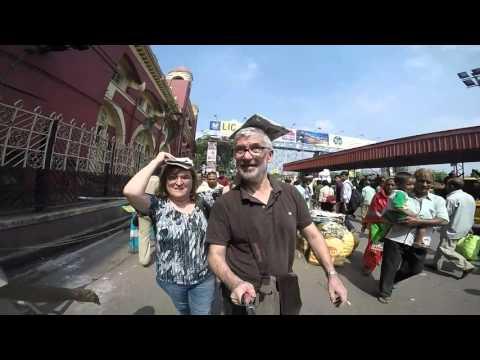 Howrah Train Station   Kolkata   India thumbnail