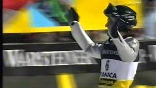 Roberto Cecon - 186,5 M - Planica 23.03.2003 - Last Jump Of His Career