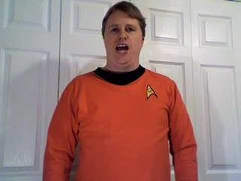 Star Trek Voyager Theme with lyrics