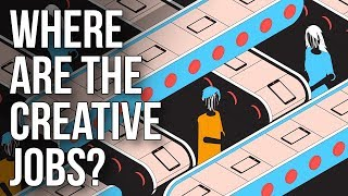 Where Are the Creative Jobs?