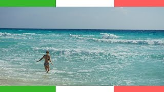The Best Beach in Cancun!?