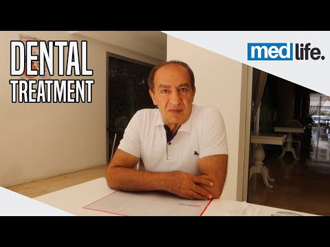 Issan's Medical Journey in Turkey | Dental Treatment